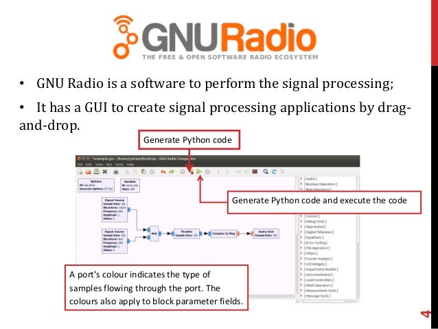 gui application in python by drag and drop