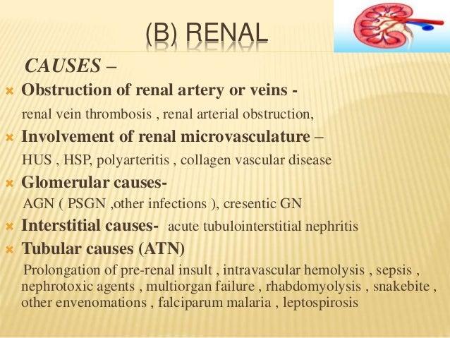 Acute Kidney Injury And Chronic Kidney Disease In Children