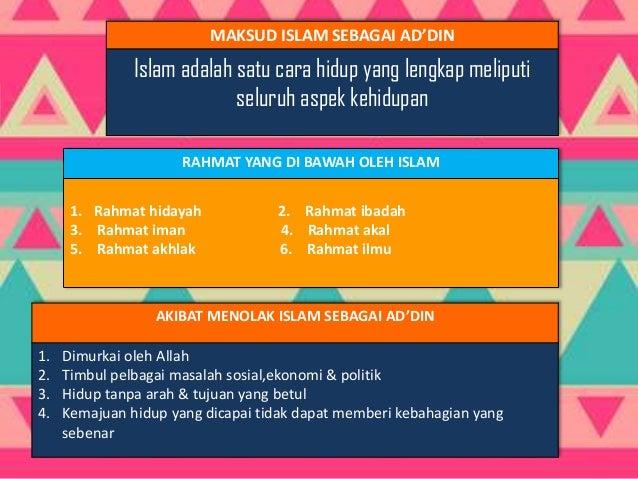 Pendidikan Syariah Tingkatan 4 Akidah