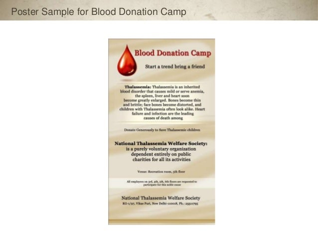 Akif creative work poster sample for event 13 poster sample for blood donation camp stopboris Choice Image