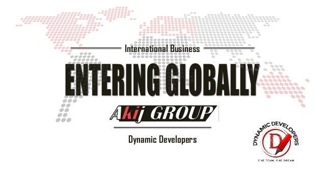 business plan of akij group