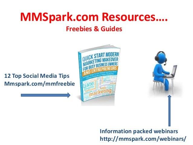 A Killer Marketing Strategy For Your Blog Slide 2