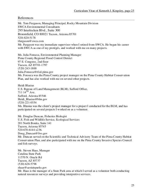 Famous Conservation Land Management Resume Crest - Best Resume ...