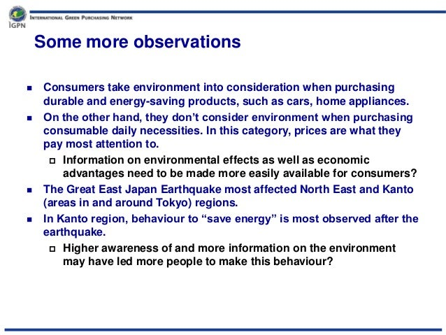 the effect of consumer perception on green Consumers are becoming more ecologically conscious and desirous of purchasing environment friendly products ie green products the present study is an attempt to investigate consumer perception and purchase intention towards green products among youngsters in india the data has been collected from 120 youngsters of different areas of ncr.