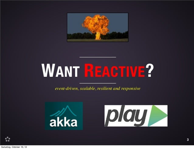 Akka in Production: Our Story Slide 3