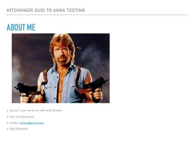 Akka testing Slide 2