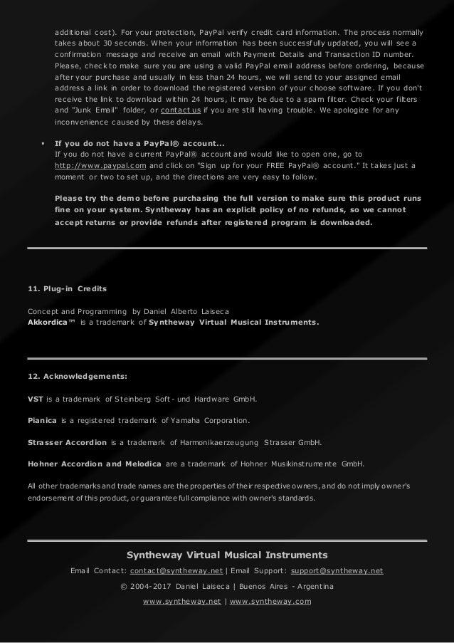 Akkordica Virtual Accordion, Harmonica and Melodica VST Plugin v1 0 …