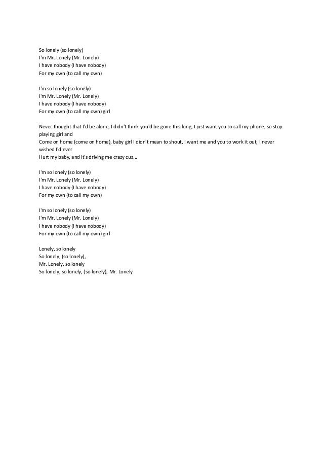 AVENTURA - ALL UP TO YOU LYRICS