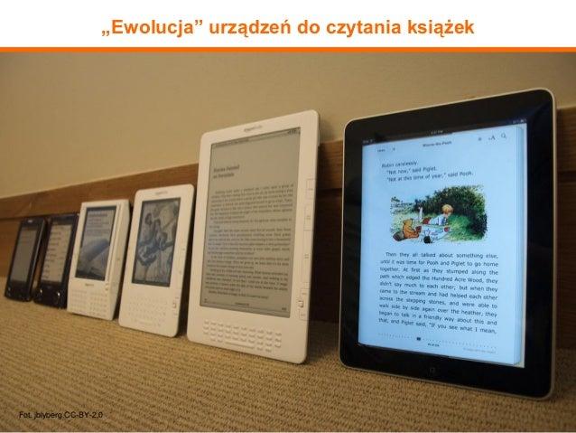 Pomyśl mobilnie! Co biblioteka może zaoferować użytkownikowi z komórką, tabletem, e-czytnikiem? Slide 3
