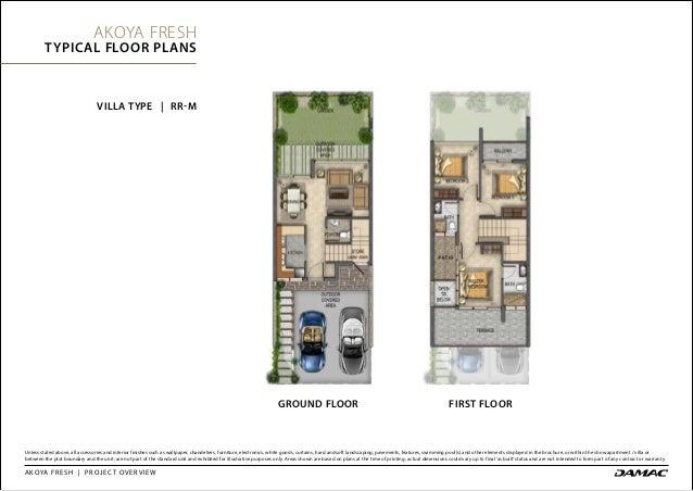 Akoya Fresh Villas By Damac In Dubai