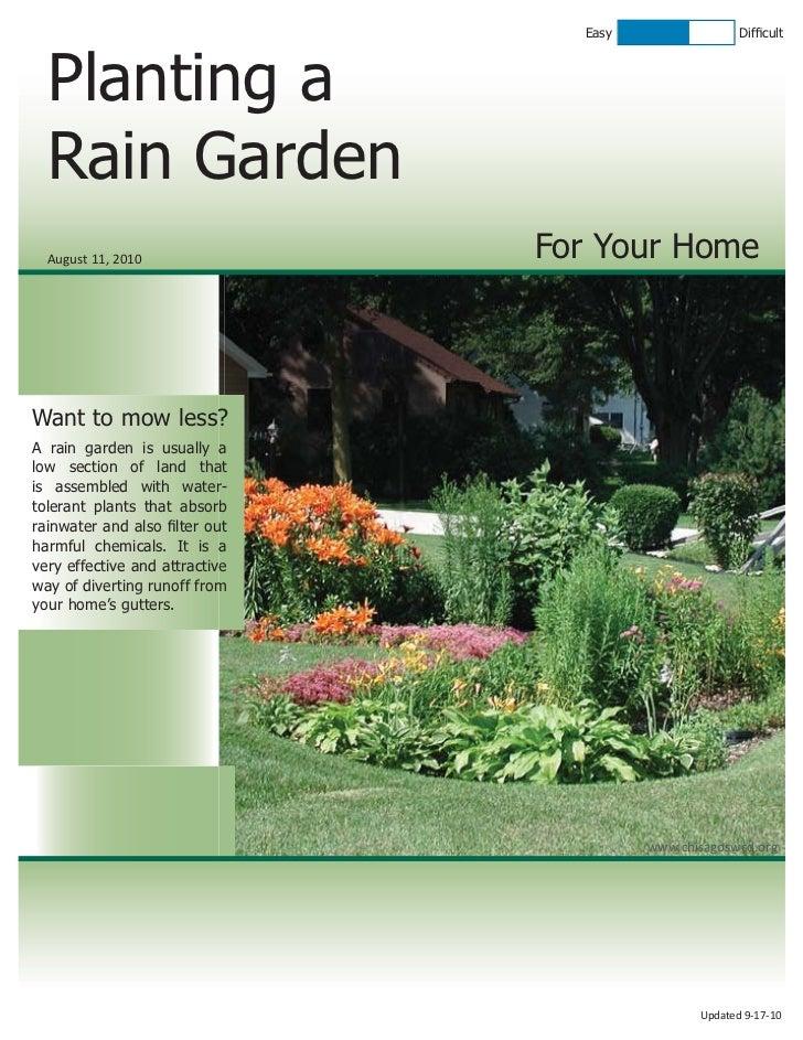 AK: Planting a Rain Garden for Your Home on easy rain painting, easy vertical garden, easy knot garden, easy flower garden, easy vegetable garden, easy bat house, easy landscape,