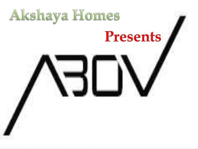 For More Detail :- http://www.allcheckdeals.com/project-akshaya-abov-chennai.php