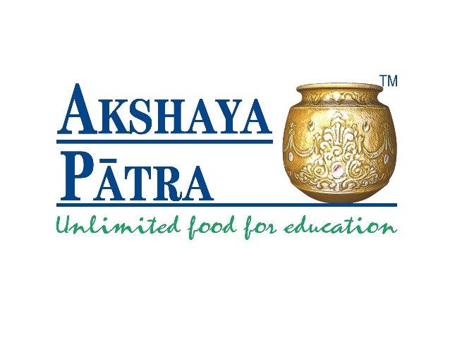 akshaya patra foundation in depth