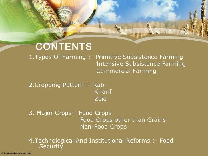 agriculture ( ppt made by akshit.manhas) Slide 2