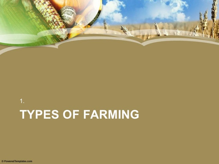 agriculture ( ppt made by akshit.manhas) Slide 3