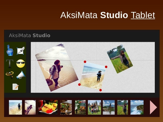 AksiMata Studio Tablet