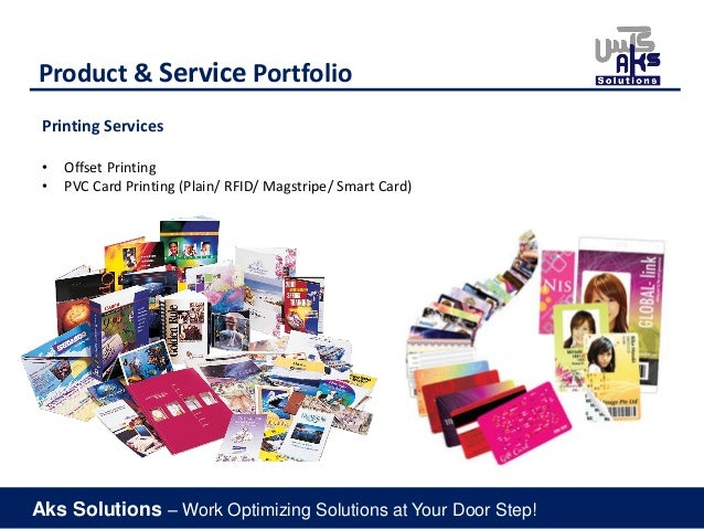 Company Introduction Profile Aks Solutions