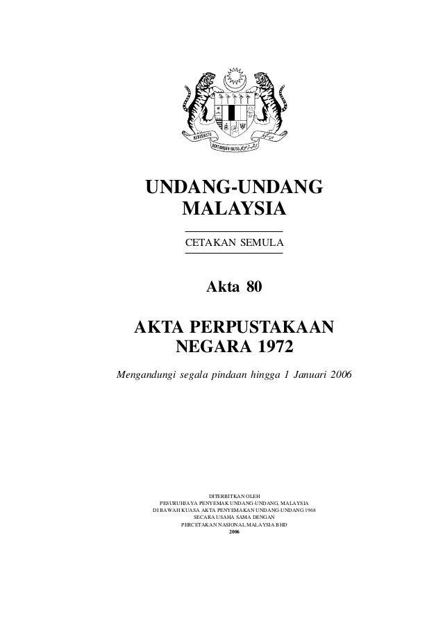 Akta Avant Pdf Contoh Surat Surat