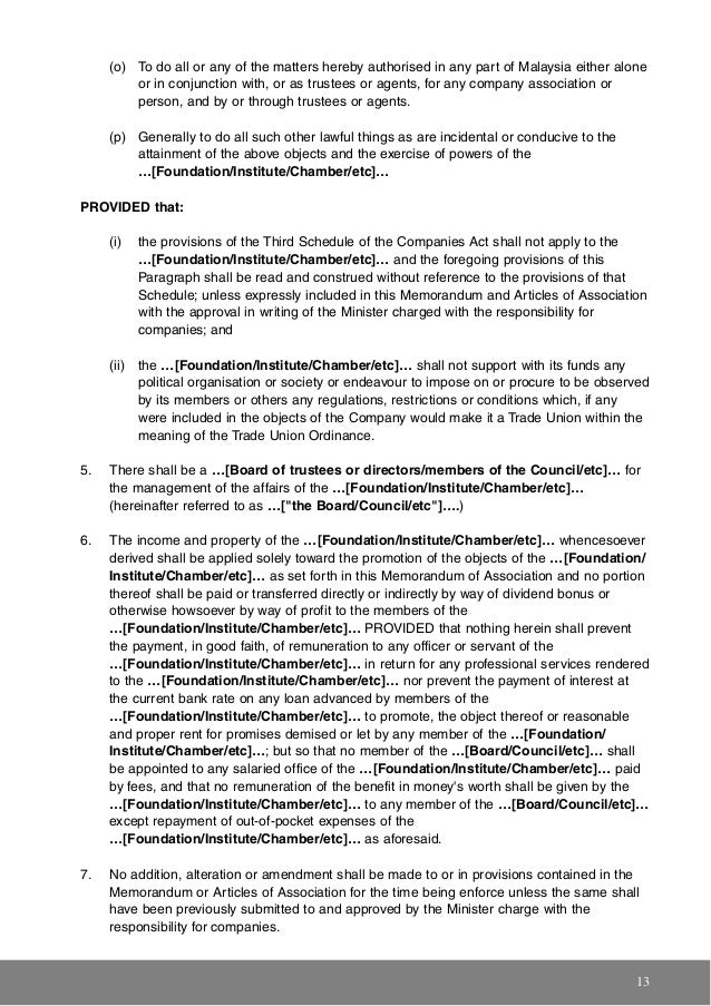 Cotpa act 2003