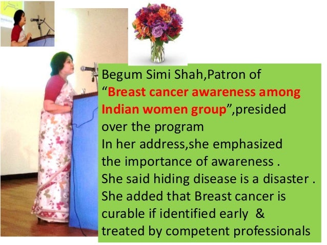 """Dynamic Dr Ziaurrehman ,who is always available for good causes.He was the 1st to sponsor """"Breast cancer awareness among I..."""