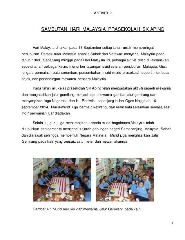 Aktiviti 1 Malaysia2014