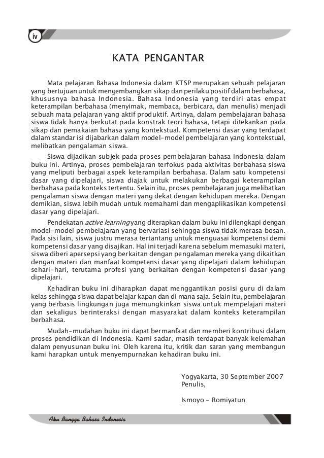 Aku bangga bahasa indonesia kelas 3 - ismoyo