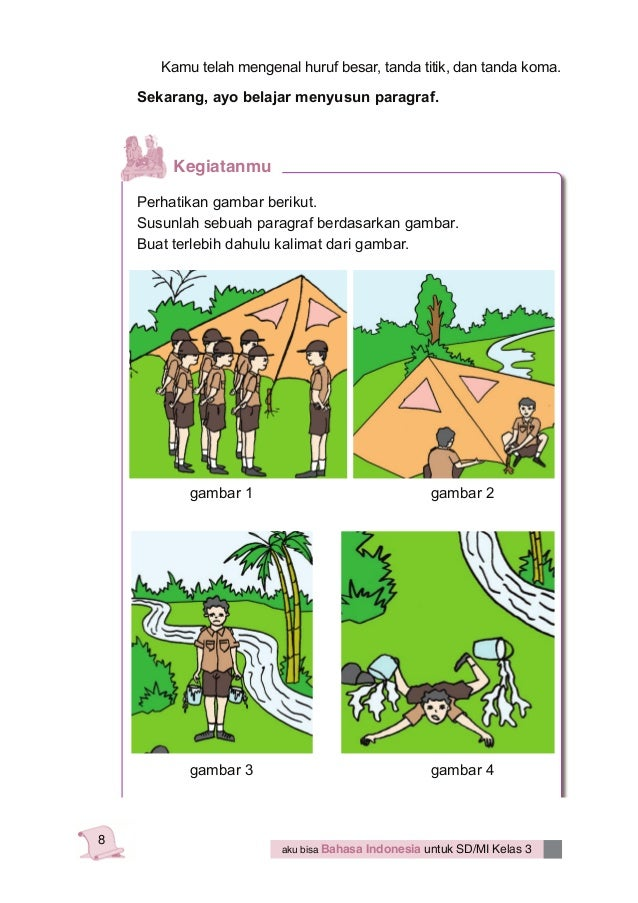 Image Result For Cerita Anak Bahasa Indonesia Kelas