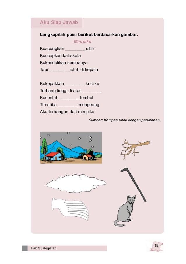 Soal Cerita Sd Perkalian Pembagian Soal Cerita Pecahan Indikator 8 9 Bahasa Indonesia Kelas 3