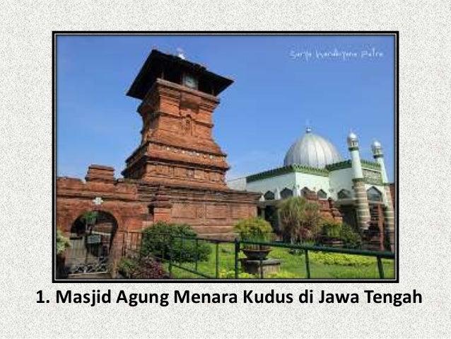 Akulturasi Hindu Islam Bidang Arsitektur