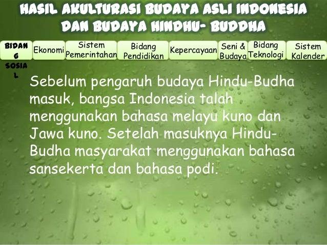 Contoh Akulturasi Budaya Hindu Budha Ke Indonesia Fajardwip1999