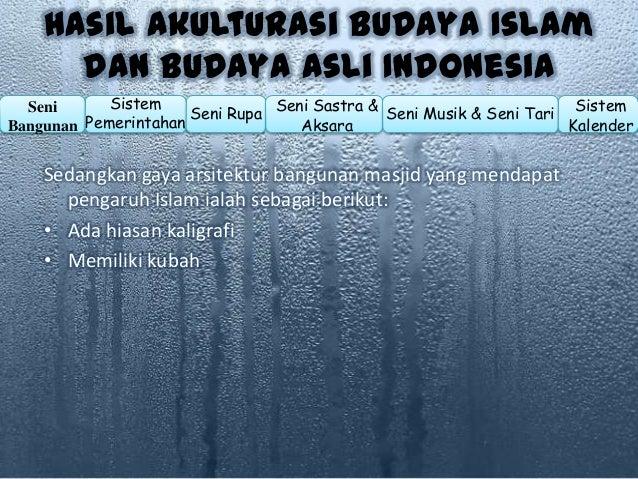 Hasil akulturasi budaya islam dan budaya asli indonesia 2 makam
