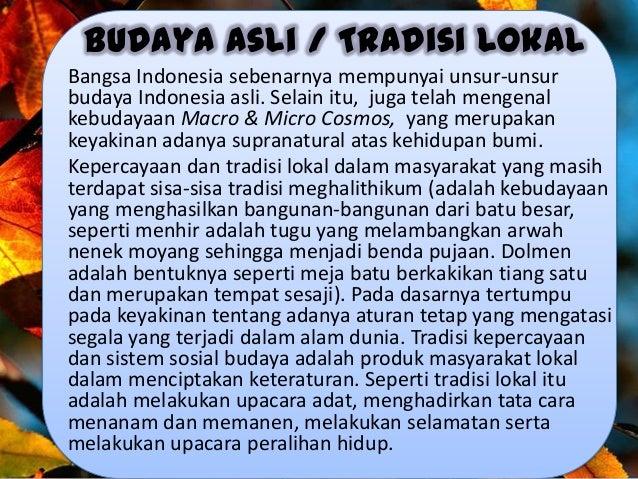Contoh Asimilasi Budaya Islam Contoh Ert