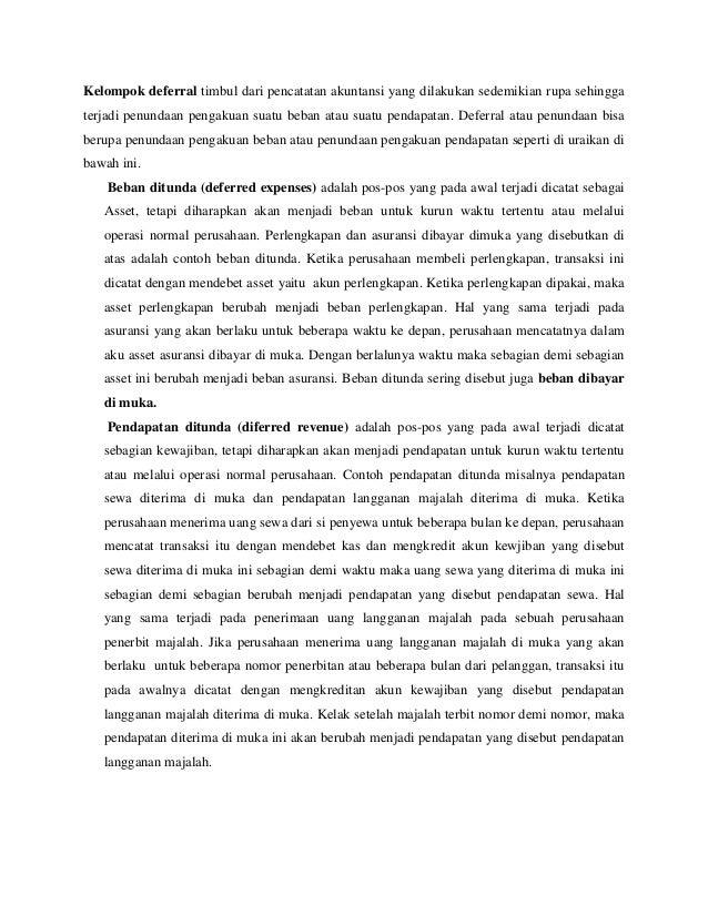 Contoh Jurnal Penyesuaian Iklan Dibayar Dimuka - 600 Tips