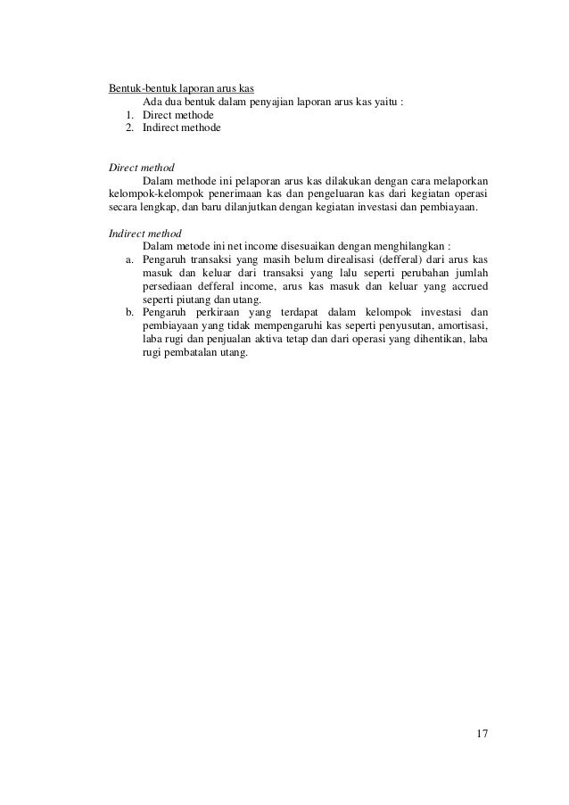 Contoh Jurnal Penyesuaian Bank Jobs Id 2017
