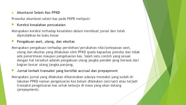 Sistem Akuntansi Pemerintah Daerah (SAPD)