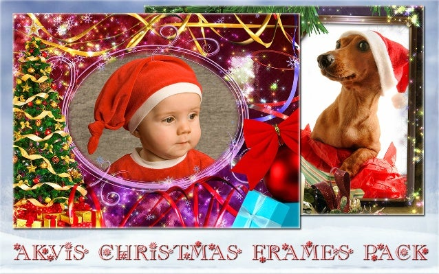IMPORTANT INFORMATION BEFORE YOU SEE FRAMES: Christmas Pack can be installed and used only with Standalone version of Art ...