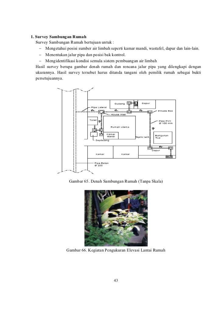 Clean Construction Bidang Air Limbah
