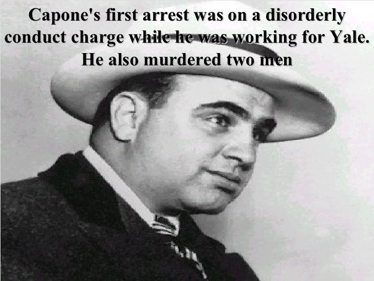 al capone early career When al was fourteen, the capone family moved to 21 garfield street, in carroll gardens, brooklyn the new home was where al met gangster johnny torrio and mae josephine coughlin, whom he married a few years later gabriele and teresina had seven sons and two.