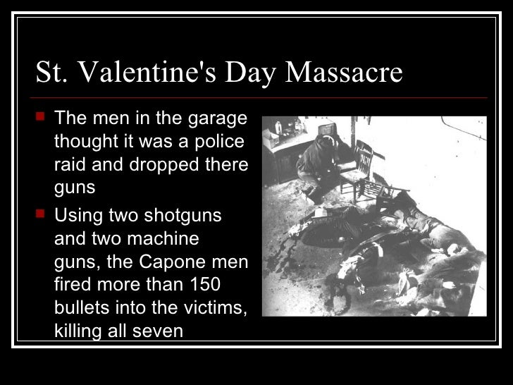 Valentines Day Massacre Facts Ceo News
