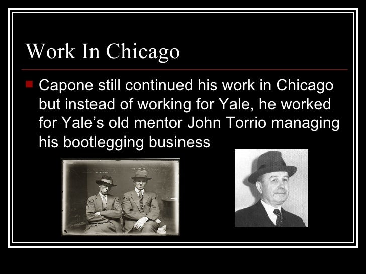 a biography of al capone and his work This text and info was gathered from the fbi public files on al capone please note that there are few errors in it, as far as siblings names and exact details.