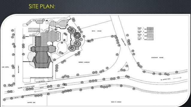 Ping Complex Plan Elevation Section : Al hamra arts complex lahore complete plans sections