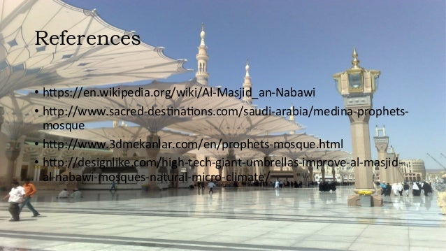 al nabawi mosque