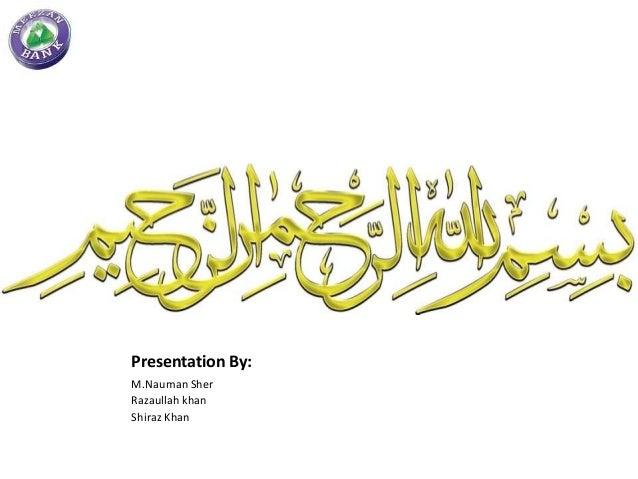 Presentation By:M.Nauman SherRazaullah khanShiraz Khan