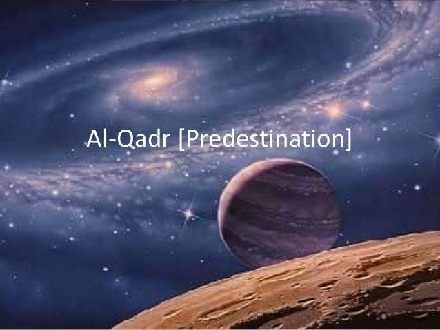Al-Qadr [Predestination]