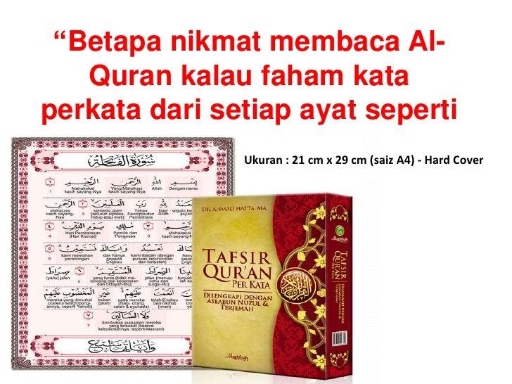 Al Quran Perkata Pdf
