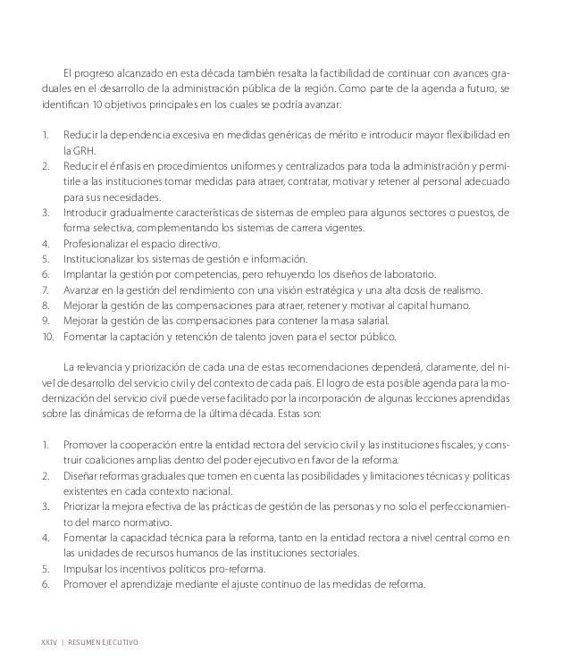 Capítulo 1  El fortalecimiento del  servicio civil como pilar  de las instituciones  del sector público  Juan Carlos Cortá...