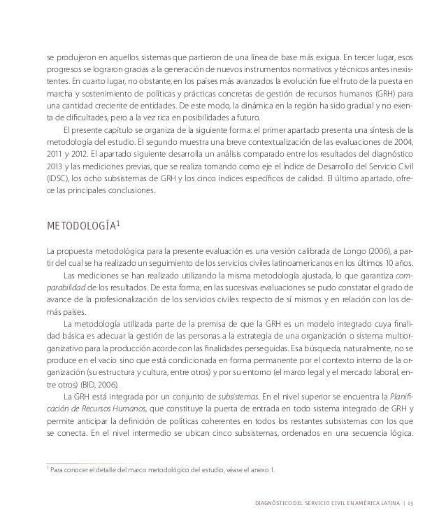 Gráfico 2.3: Diferencia en el Índice de Desarrollo del Servicio Civil  (Mediciones 2004–11/13)  100  80  60  40  20  super...