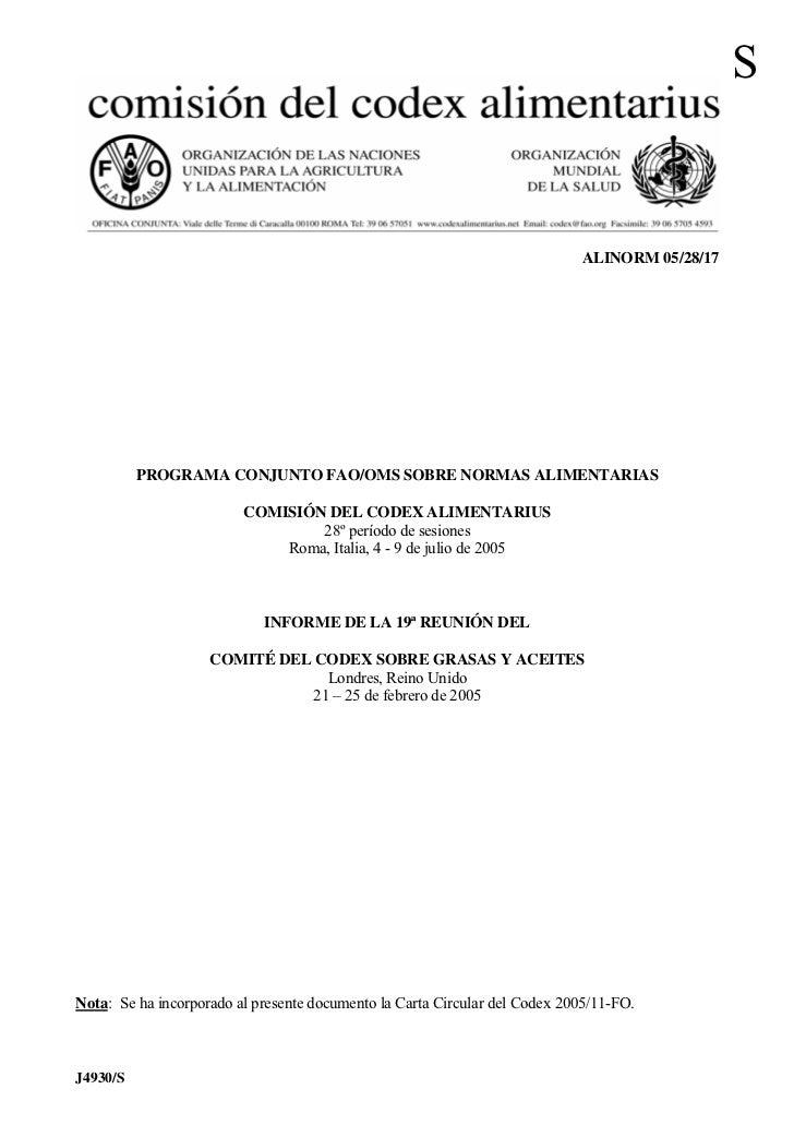 S                                                                            ALINORM 05/28/17          PROGRAMA CONJUNTO F...