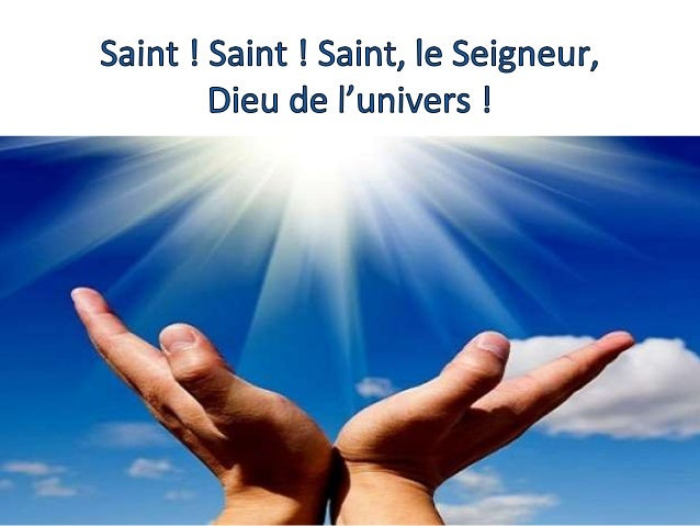 AL556 Sanctus messe du peuple de Dieu