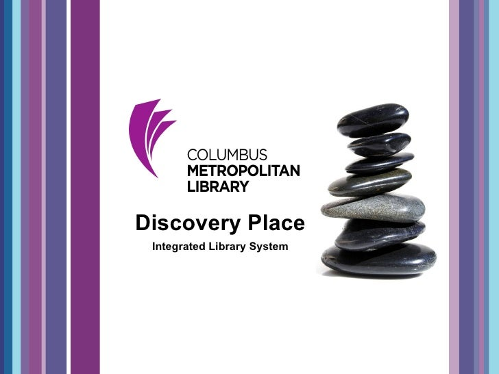 Discovery Place Integrated Library System